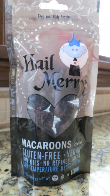 hail merry macaroon
