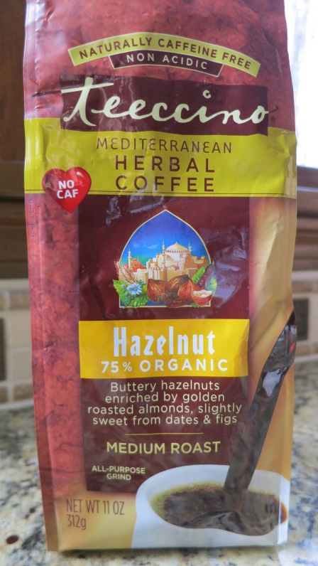 Teeccino Hazelnut