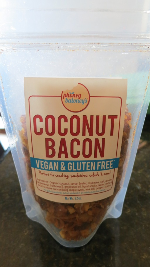 Coconut Bacon by Phoney Baloney