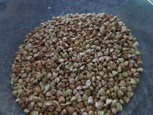 Uncooked Buckwheat